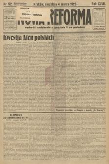 Nowa Reforma. 1928, nr52