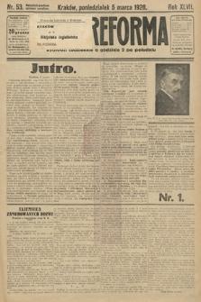 Nowa Reforma. 1928, nr53