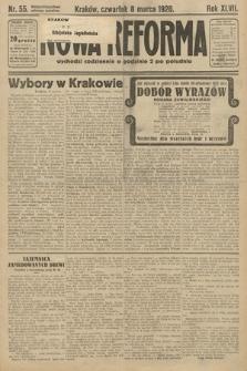Nowa Reforma. 1928, nr55