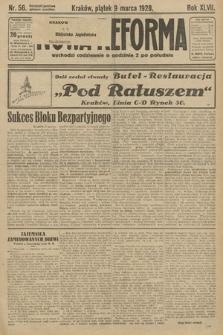 Nowa Reforma. 1928, nr56
