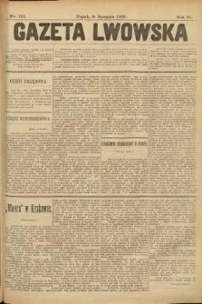 Gazeta Lwowska. 1901, nr181