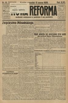 Nowa Reforma. 1928, nr61