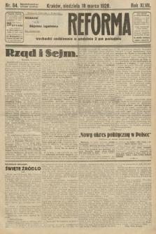 Nowa Reforma. 1928, nr64