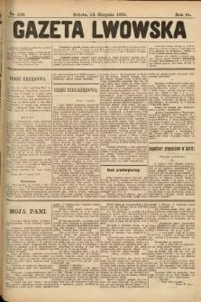 Gazeta Lwowska. 1901, nr182