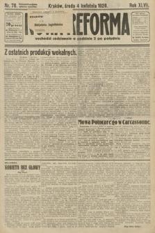 Nowa Reforma. 1928, nr78