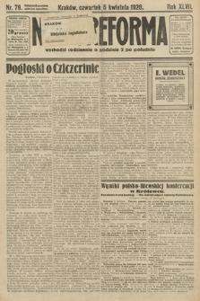 Nowa Reforma. 1928, nr79