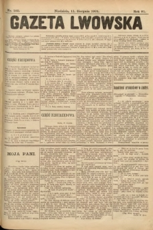 Gazeta Lwowska. 1901, nr183