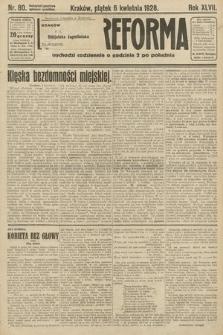 Nowa Reforma. 1928, nr80