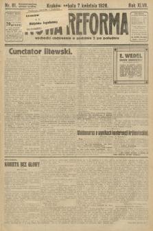Nowa Reforma. 1928, nr81