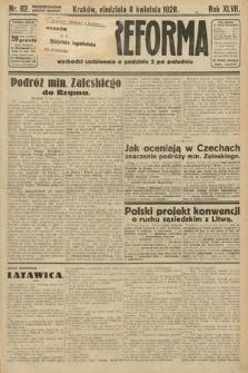 Nowa Reforma. 1928, nr82