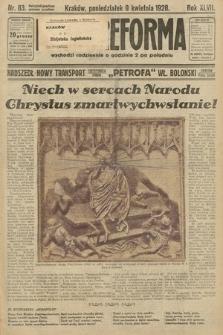 Nowa Reforma. 1928, nr83