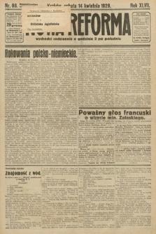 Nowa Reforma. 1928, nr86