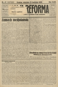 Nowa Reforma. 1928, nr87