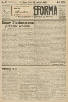 Nowa Reforma. 1928, nr89