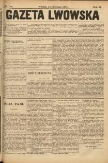 Gazeta Lwowska. 1901, nr184