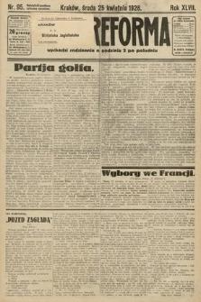 Nowa Reforma. 1928, nr95