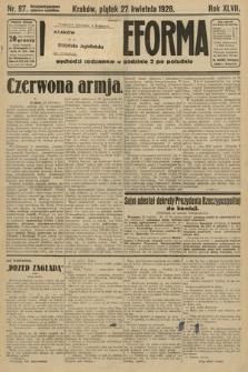Nowa Reforma. 1928, nr97