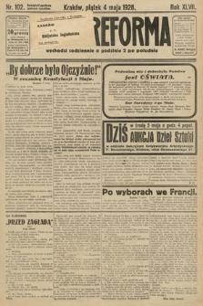Nowa Reforma. 1928, nr102