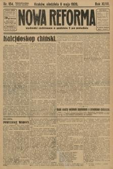 Nowa Reforma. 1928, nr104