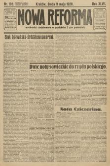 Nowa Reforma. 1928, nr106