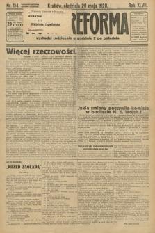 Nowa Reforma. 1928, nr114