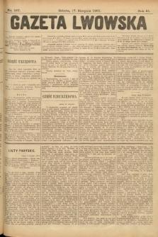 Gazeta Lwowska. 1901, nr187