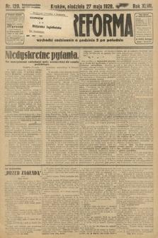 Nowa Reforma. 1928, nr120