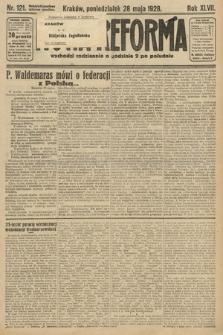 Nowa Reforma. 1928, nr121