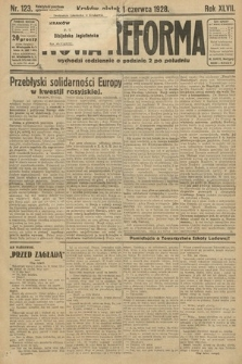 Nowa Reforma. 1928, nr123
