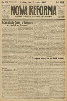 Nowa Reforma. 1928, nr128