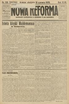 Nowa Reforma. 1928, nr130