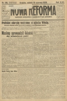 Nowa Reforma. 1928, nr135