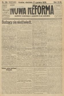 Nowa Reforma. 1928, nr136