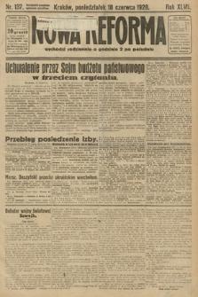 Nowa Reforma. 1928, nr137