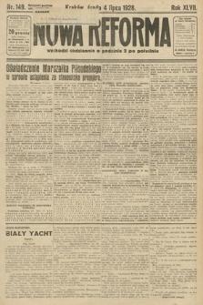 Nowa Reforma. 1928, nr149