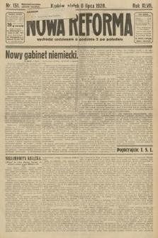 Nowa Reforma. 1928, nr151