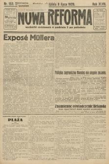 Nowa Reforma. 1928, nr153