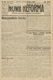 Nowa Reforma. 1928, nr157
