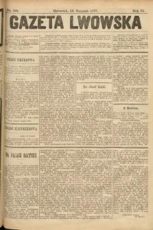 Gazeta Lwowska. 1901, nr191