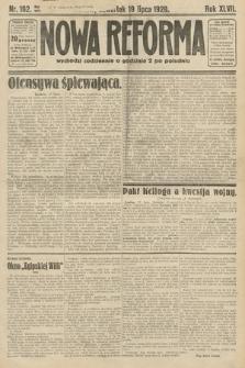 Nowa Reforma. 1928, nr162