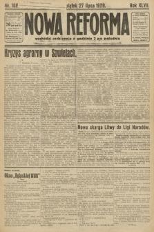 Nowa Reforma. 1928, nr169
