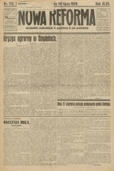 Nowa Reforma. 1928, nr170