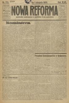 Nowa Reforma. 1928, nr173