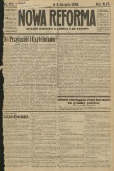 Nowa Reforma. 1928, nr175