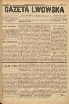 Gazeta Lwowska. 1901, nr194