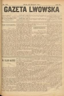 Gazeta Lwowska. 1901, nr196