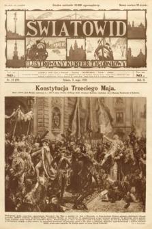 Światowid : ilustrowany kuryer tygodniowy. 1925, nr18
