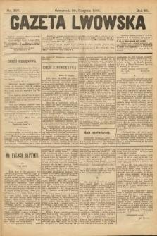 Gazeta Lwowska. 1901, nr197