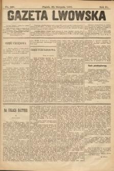 Gazeta Lwowska. 1901, nr198