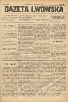 Gazeta Lwowska. 1901, nr199